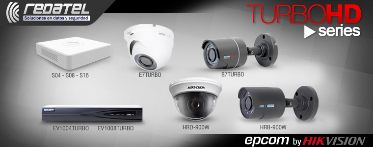 Turbo HD Epcom by Hikvision